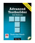 Advanced Testbuilder + audio CD 3-rd edition
